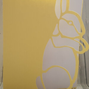 Easter bunny greeting cards online