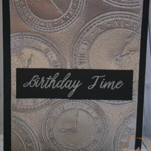 Birthday Time Greeting Card
